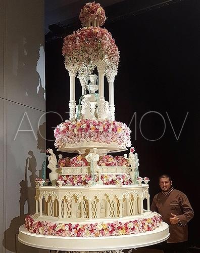 Бабушкин торт» (torta della nonna) : Торты, пирожные   500x396